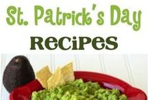 Recipes - St. Patrick's Day / by Pam Honeycutt