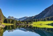 Places: Mountains & Lakes