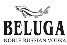 Beluga Vodka / Beluga Vodka. Finest Russian Vodka.
