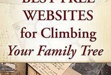 Genealogy / Helpful tips for genealogists