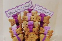 treatworthypet.com / Custom treat baskets for pets for any occasion.