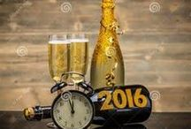 New Year's Eve DIY Ideas 2016 / Great DIY Ideas for your New Year's Eve