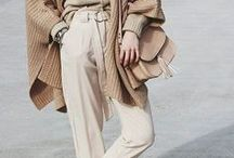 Neutral Ideas / Beige | Brown | Cream | Nude Colored outfits details