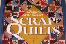 Quilting Books / We carry a variety of quilting books we can ship to you. Baby quilts, memory quilts, patchwork, bargello and more!  Call us at 717-687-8439 or email us at quilts@millerssmorgasbord.com