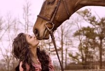Horse Stuff-Cowgirls / I love horses!