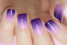 Ombre Nails | Gradient Nails / Ombre nails and gradient nails. See more: http://sonailicious.com/tag/ombre/