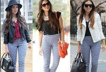 Outfits Inspiration Spring - Summer