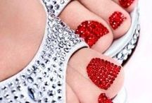 Beautiful Pedicures / Because a pedicure is not optional! See more: http://sonailicious.com