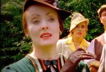 Miss Lemon-and others / Historical tv fashions