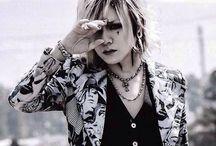 GAZELOVE / The Gazette. Ruki, Reita, Kai, Aoi, Uruha. MY LOVE.