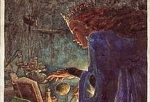 Enchanted.... / Myths, Fairy Tales, and Legends