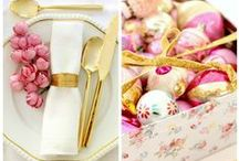 HOLIDAYS / ideas for entertaining & your home / by vérité magazine