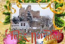Navidad / felicitaciones y montajes navideños http://www.viajesenfamilia.it/