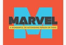 Marvel / by RC Creative