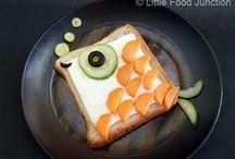 Posiłki dla dzieci/Meals for kids / Ciekawe pomysły na przygotowanie jedzenia dla dzieci.