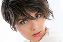 Short Hair / Hair styling information, tricks and tips for women with short hair.