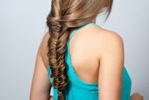 Braids / Styling tips and tricks for braided hairstyles.
