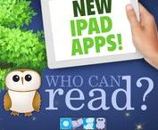 Who Can Read? iPad book reader / Our 6 leveled reading apps (Levels A/B through G) come pre-loaded with a library of 8 fiction and nonfiction stories at a single level.
