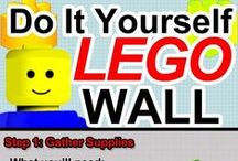 LEGO Activities & Books / Library activities and books for LEGO programs.