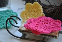 my crochet and my sewing