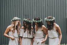 Bridesmaids & Groomsmen / http://utopik.com.mx/index.php/es/