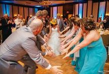 Engaging Introduction Ideas / WOW the guests!   Use an element of surprise, and engage them with some fun introduction ideas to get them excited about your Wisconsin wedding reception