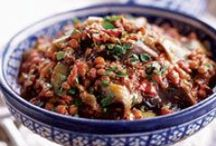 Vegetarian & Fish Tagine Recipes / by Em Hale