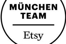 T E A M   M E M B E R S   OF  ETSY MUNICH