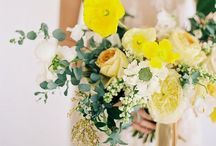 Lemon and Gray Wedding Inspiration