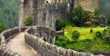 Castles Around the World / Impressive castles around the world.