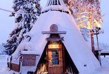 Winter Travel / Winter vacations, winter travel tips, winter travel ideas