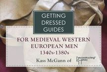 Getting Dressed Guides / Everything you need to know to get dressed.  https://store.reconstructinghistory.com/books/getting-dressed-guides/