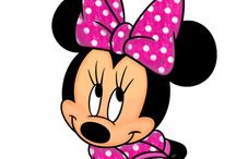 Minnie e Topolino / Idee per feste a tema Minnie
