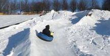 Talvipuuhaa Tallinnassa / Tallinnassa voi iloita hauskasta talvipäivästä myös ulkosalla. Kaupungista sekä sen läheisyydestä löytyy mukavia liikunnallisia aktiviteetteja koko perheelle. HUOM! Tarkista talviliikuntapaikkojen aukiolo, ennen kuin suuntaat paikalle. Esimerkiksi lumitilanne voi aiheuttaa niihin muutoksia.