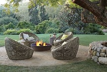 Outside Decor / wonderful outside decor and items you can buy for outside I love. / by Reena Bennett-Hicks