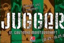 Juggerflyer & -Plakate / Plakate, Flyer und Handouts zum Jugger