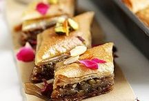Baklava & Middle Eastern Desserts