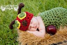 Baby Props / Best use of baby props. Most beautiful baby prop photography.