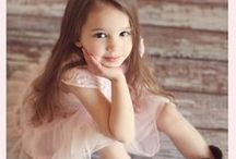 Kids Photography in Beautiful Pastel Colors / Kids Photography in Beautiful Pastel Colors