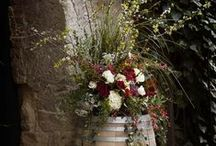 Wedding Ideas / Ideas for designing your perfect wedding.  Table decorations, wedding themes and color schemes.  Great cakes, flowers, decor, candles.  Indoor and outdoor design ideas.