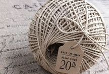 Hemp string / hemp yarn / hemp fibre / hemp can be as rough as jute twine or as soft as bamboo cotton. Neatly rolled into balls, sold in hanks or as raw as tops.