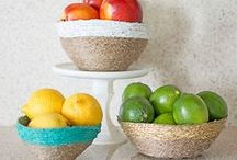 Using jute / for so much more than gift-wrapping! all the things you can do with jute.