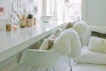 Home office / Inspirasjon til hjemmekontor