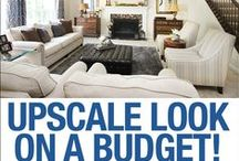 Frugal Fab Decor / Affordable and super cute decor for college girls dorm rooms and apartments