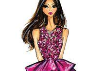 *Fashion Illustrations* /  ~ Fashion Illustration   Love'em