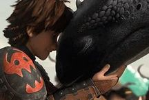 How To Train Your Dragon / Mostly gifs but other pictures will find their way here too. ;)