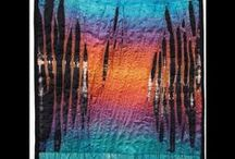 Videos: SAQA Member Art Quilt Creation / Beginning with the 2015 SAQA Benefit Auction, members submitted videos of their art quilt creation process. Subscribe to our YouTube Channel and watch them all!