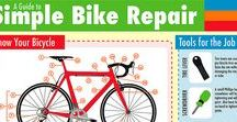 Useful tips and advice for cyclists / Find out useful tips and tricks for you and your bicycle.