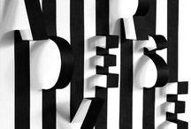 Design  /  Letters