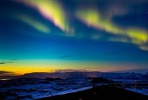 ~Aurora Borealis~ / Check out for Wonderful Magic of Earth ~~Aurora Borealis~~